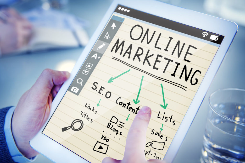 Diensten Online marketing POORTMAN MARKETING