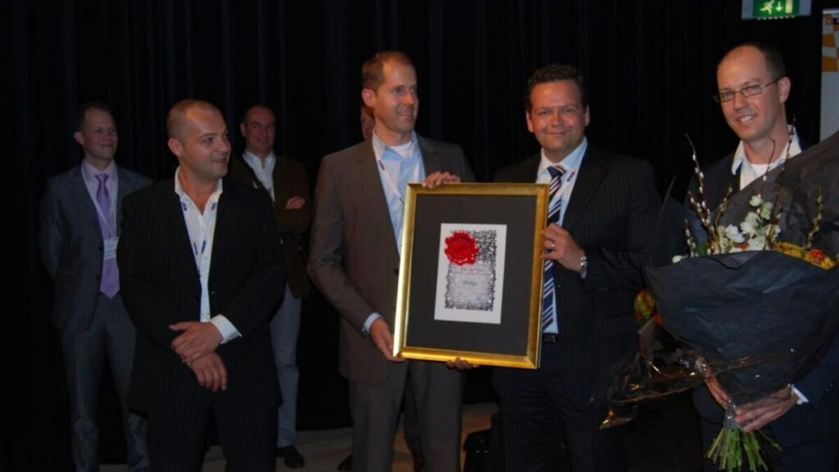 2e prijs voor DDMA Data Kwaliteit prijs 2009